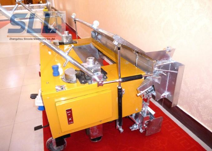Vertical Type Wall Plastering Machine