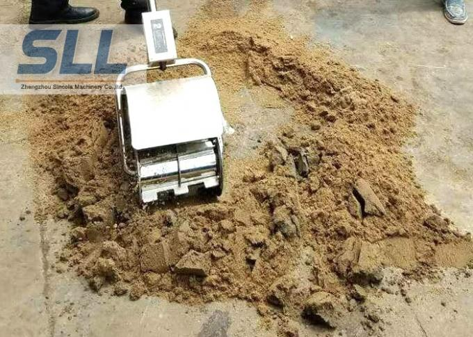 High Efficiency Automatic Rendering Machine Hand Held Concrete Mixer Small Size
