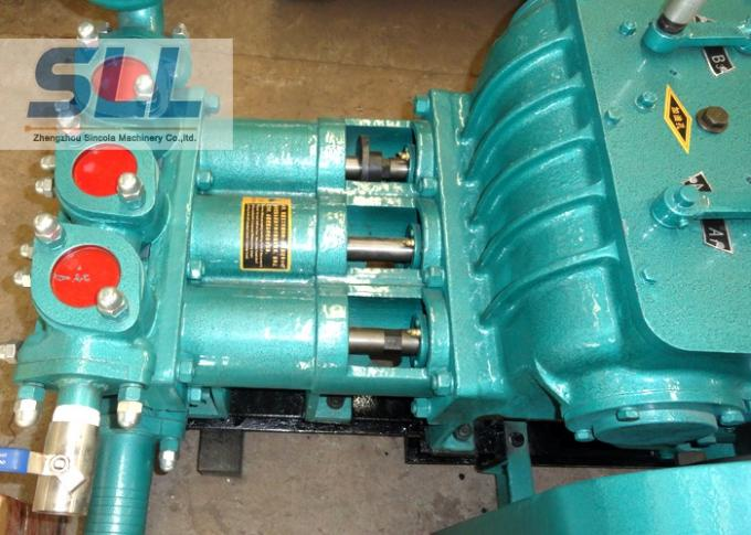 Compact Structure Mud Slurry Pump Cement Grouting Pump High Pump Efficiency