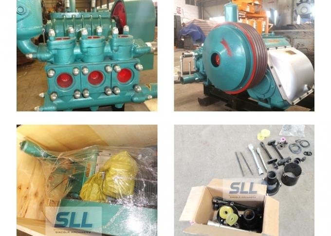 Customized Mobile Mud Pump Sludge Suction Pump Wear Resistant Material