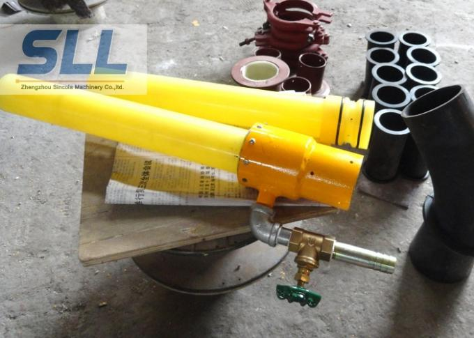 Small Output Concrete Shotcrete Machine Mortar Spraying Machine For Swimming Pool