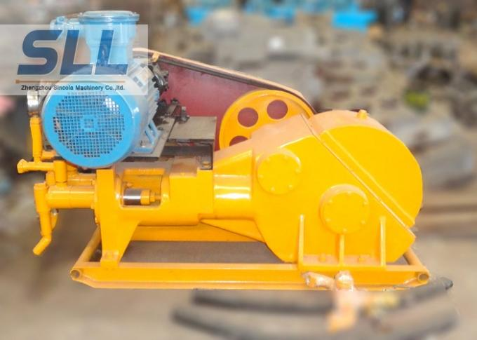 Customized Color Cement Pressure Grouting Pump For Building Long Service Life