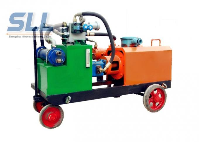 High Efficiency Cement Injection Grouting Pump