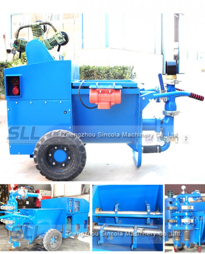 Lower Failure Rate Concrete Mix Pumping Machine Mechanical Transmission