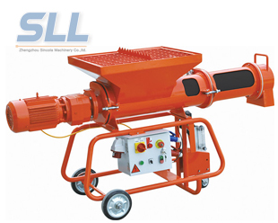 Durable Automatic Water Electric Mortar Mixer Machine For Plastering Mortar