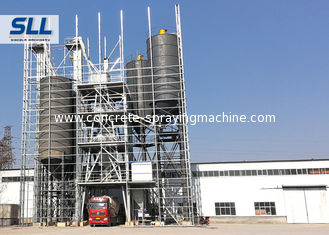 China Commercial Dry Mortar Mixer Machine , Dry Mix Mortar Production Line supplier