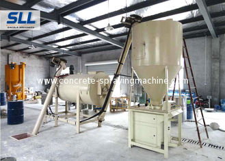 China Customer Design Dry Mortar Equipment For Chemical / Pesticide / Feeding Stuff supplier