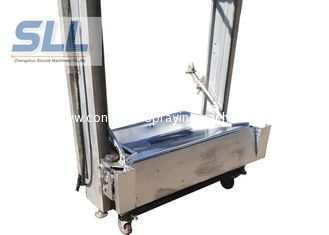 China Customized Voltage Automatic Rendering Machine With Auto Vertical System supplier