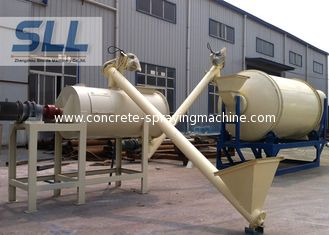 China Full Automatic Dry Mortar Mixer Machine For Cement / Sand CE / ISO Approved supplier