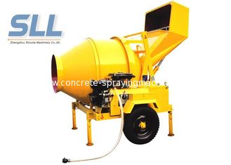 China 750 Liters Industrial Cement Mixer / Construction Mixer Machine Electric Type supplier