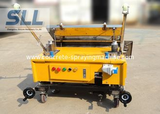 China Waterproof Automatic Rendering Machine For Construction / Building Laser Positioning supplier
