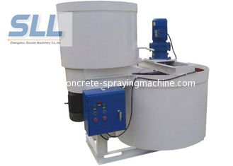 China High Speed Cement Grouting Pump Double Layer Electric Mortar Mixer Machine For Grout Pump supplier
