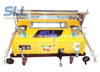 China Vertical Type Wall Plastering Machine supplier