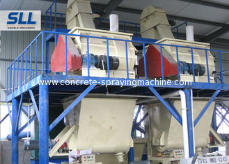 China Professional Waterproof Wall Putty Manufacturing Plant With Automatic Charging System supplier