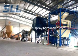 China Professional Design Dry Mix Mortar Production Line Durable Large Capacity supplier