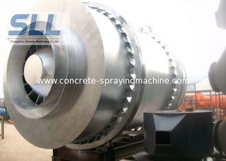 China Durable Sand Dryer Machine Sand Drying Plant Environmental Protection supplier