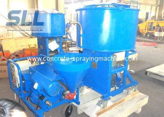 China Big Volume Concrete Spraying Machine / Mortar Spray Equipment 760×800×1400m supplier