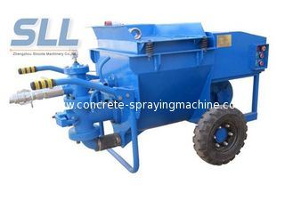 China Professional Cement Render Pump , Electric Cement Grout Pump 50 L/Min Output supplier