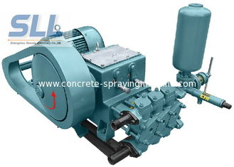 China High Efficient Electric Mud Pump / Small Mud Pump Environmental Operation supplier