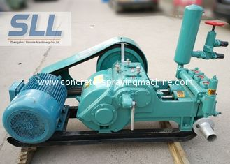 China Professional Portable Cement Grouting Pump / Cement Slurry Pump Large Output Capacity supplier