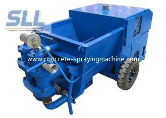 China Lower Failure Rate Concrete Mix Pumping Machine Mechanical Transmission supplier