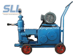 China 4kw Construction Machine Cement Mortar Pump For Sand / Cement / Mortar supplier
