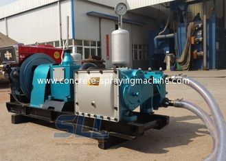 China Customized Mobile Mud Pump Sludge Suction Pump Wear Resistant Material supplier