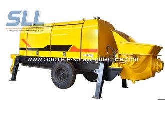 China PLC Control Cement Pumping Machine Cement Powder Pump For Mortar Easy Operate supplier