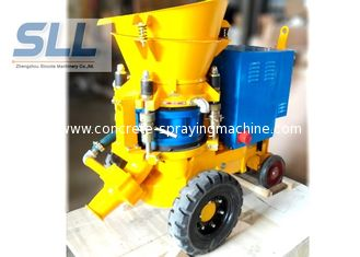 China Stable Performance Concrete Spraying Machine Compact Structure Various Style supplier