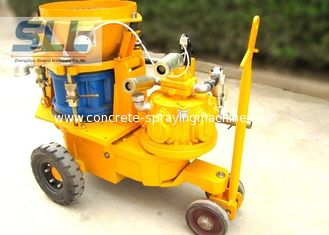 China SPZ Series Rotor Type Dry Wet Mix Shotcrete Machine OEM / ODM Acceptable supplier