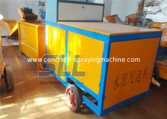 China High Efficiency Foam Concrete Machine / Cement Foaming Machine Small Size supplier