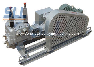 China Economical Maintenance Cement Grouting Pump Single Piston Double Acting supplier