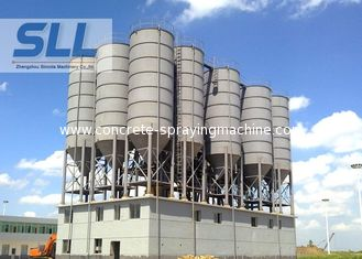 China 30t 60t 100t 150t 200 Ton Cement Storage Silo Fly Ash Silo Steel Structure supplier