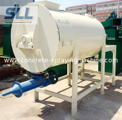 China 5-20t Per Hour Dry Mixing Equipment , Cement Silo Dry Mix Mortar Plant supplier