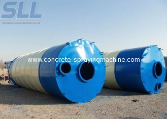 China Bulk Cement Tanker / Cement Storage Tank Sand Cement Fly Ash Material supplier