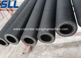 China Peristaltic Concrete Pump / Flexible Tube Pump High Pressure Resistance supplier