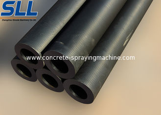 China Peristaltic Concrete Pump / Flexible Tube Pump High Elastic Rubber Outer Layer supplier