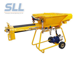 China Continuous Mortar Cement Mixer 2.2 - 4kw Power With Modular Structure supplier