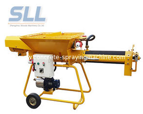 China Automatic Continuous Mortar Spraying Machine Screw Pump Water Supply supplier