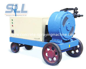 China Industrial Construction Cement Grouting Pump Squeeze Type 5mm Aggregate Diameter supplier