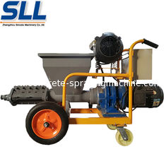 China High Technology Cement Plastering Machine 120L 380V / 7.5kW Power supplier