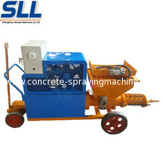 China High Efficiency Mortar Spraying Machine Automatic Plastering Machine For Exterior Wall supplier