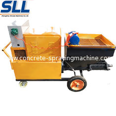 China Wall Cement Spraying Mortar Spraying Machine Plastering Equipment High Speed supplier