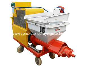 China High Speed Professional Electric Mortar Spraying Machine For Wall And Ceiling supplier