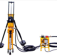 China Screw Drill Rig Hydraulic Drilling Machine For Mining Construction supplier