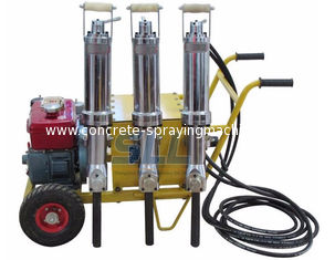 China 6HP Diesel Portable Hydraulic Drilling Machine Hand Rock Splitter Breaker supplier