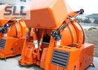 China 250L Diesel Powered Concrete Mixer Machine High Production Efficiency factory
