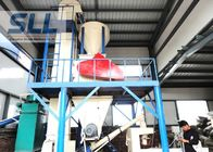 Carbon Steel Material Dry Mortar Mixing Plant Special Design For Construction Project