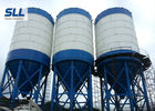 Vertical Cement Storage Silo For Bulk Powder Products 1000T Capacity