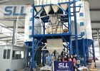 50T/H Production Capacity Dry Mix Mortar Production Line For Industrial
